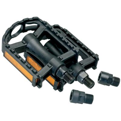 Universal Bike Pedal, Black 1002298