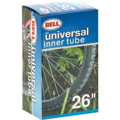 26inch Universal Inner Tube, Black 1006522