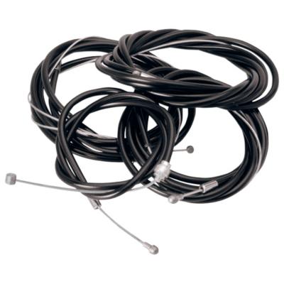 Bikefix Brake Cables, Black 1002283