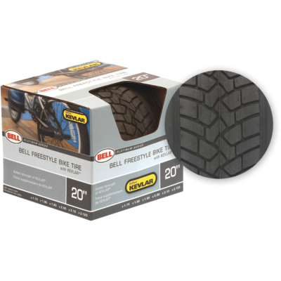 20ins Freestyle Kevlar Bike Tyre 1006480