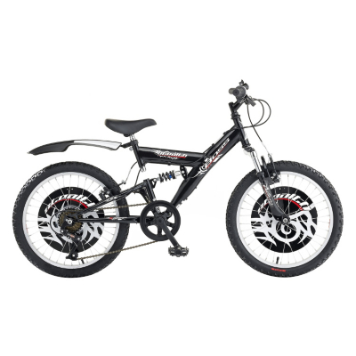 Boys BOSS 20ins Wheel Boys Dual Suspension