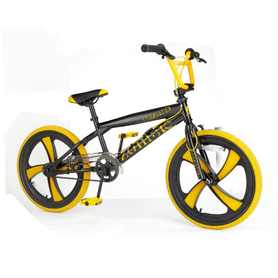 Zombie BMX Hazard Wheels 1618W20