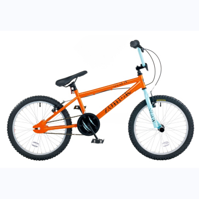 Claw Boys 20ins Wheels BMX, Orange / Blue