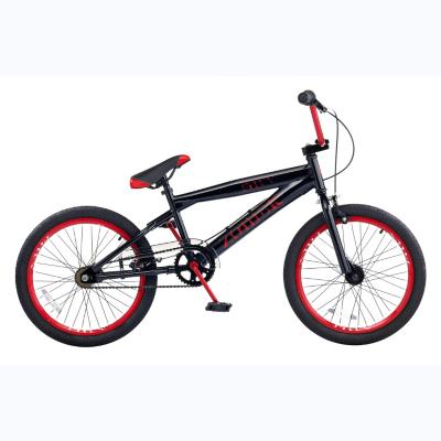 Fury Boys 20ins Wheels BMX, Black / Red
