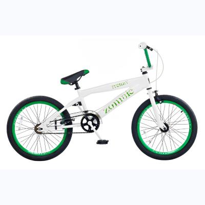 Frenzy Boys 20ins Wheels BMX, Green /