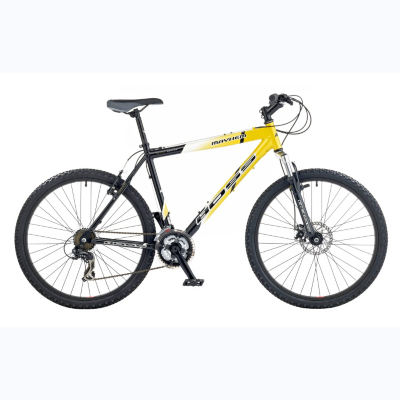 Mayhem Mens 26ins Wheels Mountain Bike,