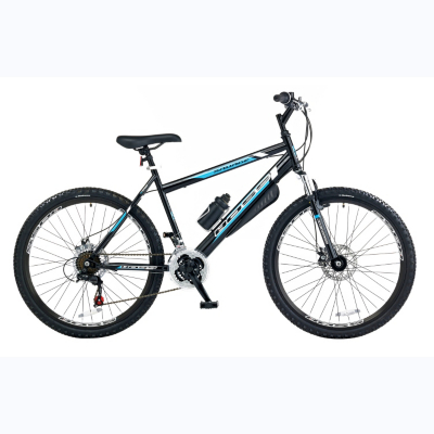 Savage Mens 26ins Wheels Mountain Bike,