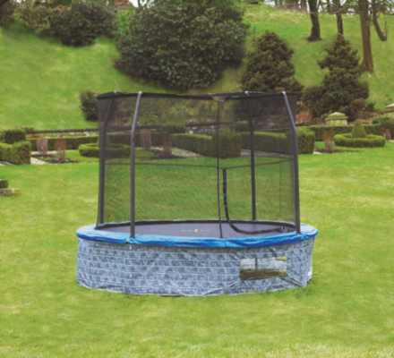 JumpKing 10 ft Trampoline Skirt - YJ10TS,