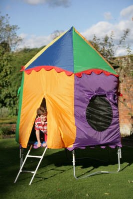 JumpKing 12ft Telstar Trampoline and Circus Tent -
