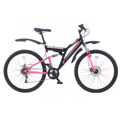 Blackmagic Womens Mountain Bike, Black