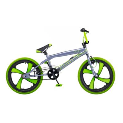 Toxic BMX Bike, Grey 1616W20