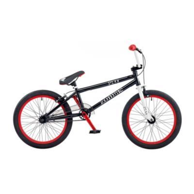 Pro BMX Bike - 20 inch Wheels, Black