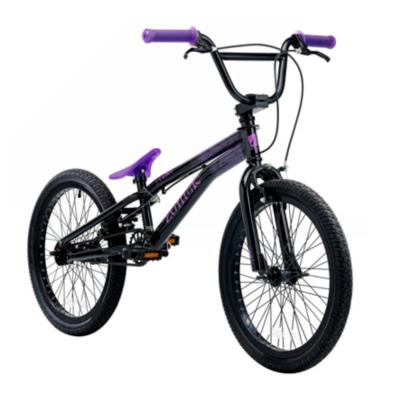 Flesh BMX Bike - 20 inch Wheels, Black