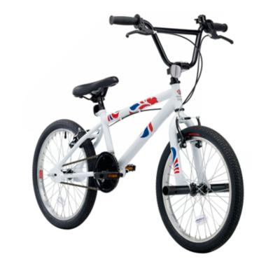 Team Great Britain Olympic BMX Bike, White 2241W20