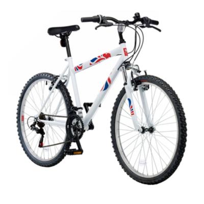 Team Great Britain Olympic BMX Bike, White