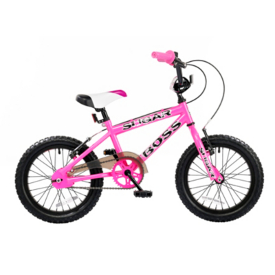 Sugar Girls Bike, Pink 2258W16
