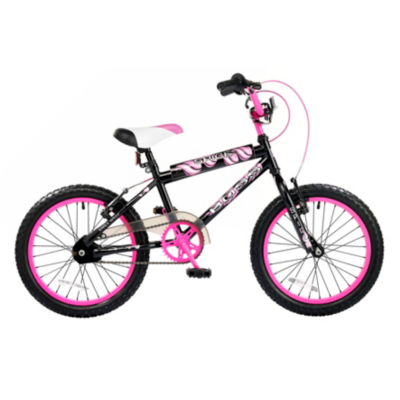 Spice Girls Bike, Black 2259W18