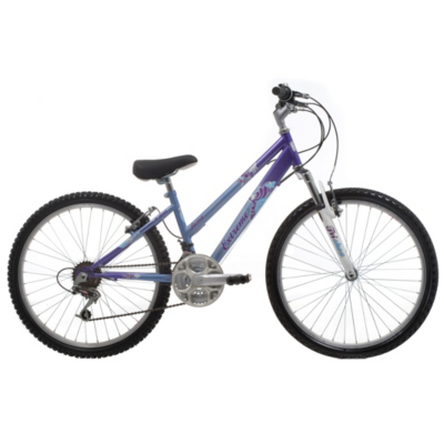 Roma Girls Mountain Bike - 24 inch Wheels, 13