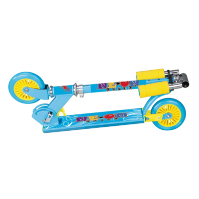 Racer Inline Scooter - Blue, Blue
