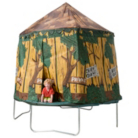 JumpKing Tree House Trampoline Cover - 10ft