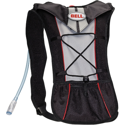 Back 50 Hydration Pack, Black and Grey 1006622