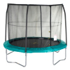 JumpKing 10ft Trampoline with Enclosure main view