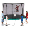 JumpKing 10ft Trampoline with Enclosure alternative view