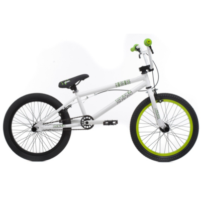 BMX Bike 2 - 20 inch Wheels, White DRB220WH