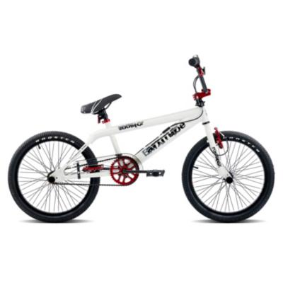 Attitude BMX Bike - White, 20 inch