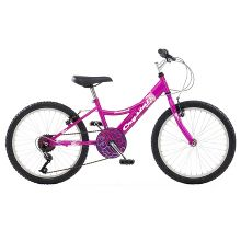 Townsend Crystal 20ins 6 Speed Girls Rigid Bike