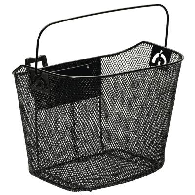 Handlebar Basket, Black 1002272