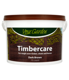 Your Garden Dark Brown Fence Paint- 7.5L