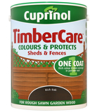 Cuprinol Timbercare Rich Oak - 5L