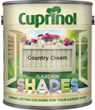 Cuprinol Garden Paint Country Cream - 1L