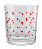 ASDA Red Spots Tumbler Set