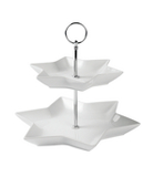 ASDA Star 2 Tier Cake Stand