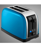 ASDA 2 Slice Toaster - Blue