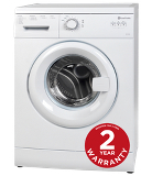 Russell Hobbs RH1042SW 5kg 1000 Spin Freestanding Washing Machine