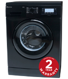 Russell Hobbs RH1247BSW 6kg 1200 Spin Freestanding Washing Machine