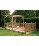 Deck Kit Pergola Ultima