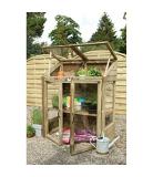 Larchlap Mini Greenhouse 144 x 120 x 62 cm