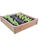 Spear and Jackson Raised Bed Kit - High