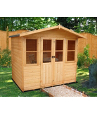 Fairwood Haddon Summerhouse - 7 x 5ft