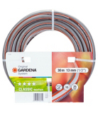 Gardena Classic Skintech anti-kink Hose and Fittings - 30m