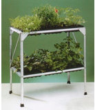 Parasene Greenhouse Staging Seed Tray Stand