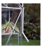 Greenhouse 6 ft Rainwater Kit