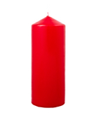 ASDA Apple and Spice Large Scented Pillar Candle