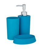 Bathroom Range - Turquoise Soft Touch