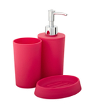 Bathroom Range - Fuchsia Soft Touch