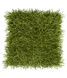 George Home  Green Textured Cushion - 43x43cm
